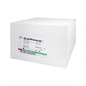 Cellona Synthetikwatte 15 cmx3 m Steril