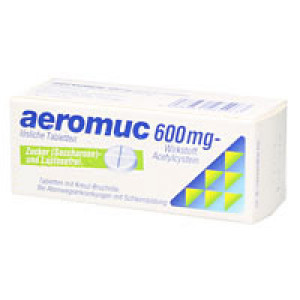Aeromuc 600 mg lösliche Tabletten