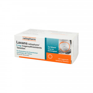Laxans-ratiopharm 5 mg
