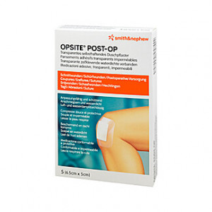 OpSite Post OP Wundverband 6,5 cm x 5 cm