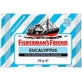 Fishermans Friend Eucalyptus Pastillen ohne Zucker
