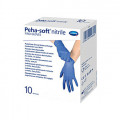 Peha-soft nitrile FINO unster. Untersuchungshandschuhe Large