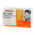 IBU-LYSIN-ratiopharm 684 mg