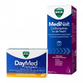 Spar-Set: WICK MediNait 180 ml + DayMed 20 St