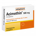 Acimethin 500 mg Filmtabletten