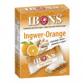 Ibons Ingwer Orange Box Kaubonbons