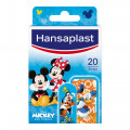 Hansaplast Kinder Pflasterstrips Mickey & Friends
