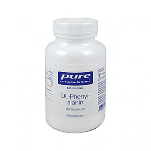 Pure Encapsulations Dl-Phenylalanin Kapseln